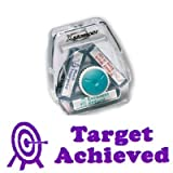 Teachers Stamp to fit Xstamper 3 in 1 Target Achieved CXM200808 stamp block only