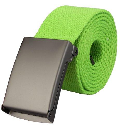 ceinture-tissu-haute-qualite-4cm-largeur-avec-boucle-deployante-en-vert-lime-longueur-totale-140cm-t