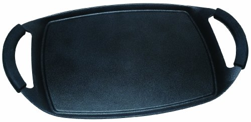 Max Burton 6325 Cooktop Induction Griddle, 18-Inch, Black