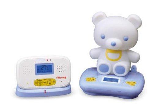 日本育児 クマさんコール プレミアム デジタル 2WAY ベビーモニター