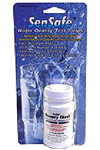 Mercury Check Water Test Kit