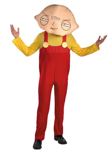 Stewi (Stewie Griffin Costume For Adults)