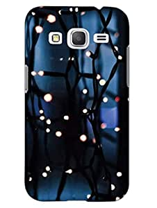 Decorated Lights - Decorate Your Space - Hard Back Case Cover for Samsung Grand Prime - Superior Matte Finish - HD Printed Cases and Covers
