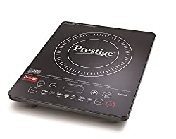 Prestige PIC 15.0 41932 1600-Watt Induction Cooktop (Black)