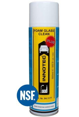 Innotec glass clean produit nettoyant pour vitres 500 ml etc - Produit deperlant pour vitres ...