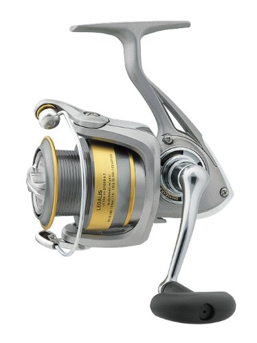 Daiwa Legalis 200 Yards 10 Line Spinning Reel