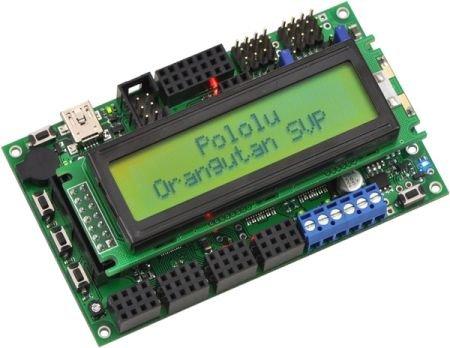 Orangutan Svp-1284 Robot Controller Assembled