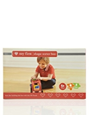 Activity Triangle Shape Sorter Toy