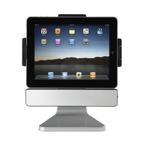 SMK PadDock 10 スピーカー搭載 iPad用スタンド VP3650