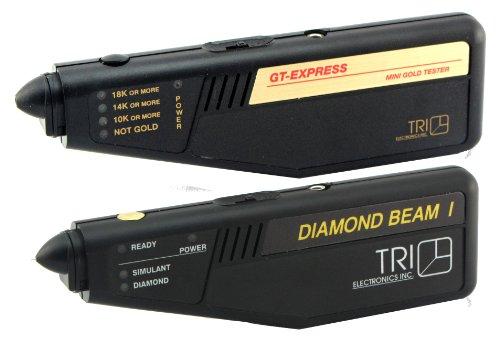 Tri Electronics Gt-Express Mini Electronic Gold Tester & Diamond Beam I Testing
