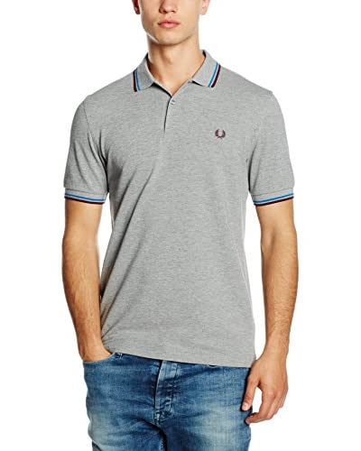 FRED PERRY Polo [Grigio]