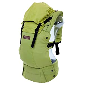 lillebaby COMPLETE Baby Carrier Organic - Green Meadow