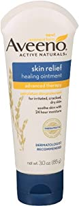 Aveeno Skin Relief Healing Ointment Advanced Therapy, 3 Ounce