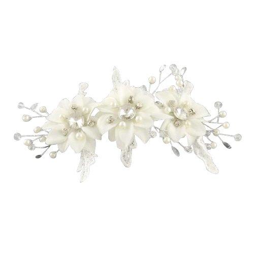PandahallTocado-de-novia-para-boda-diamantes-de-imitacion-de-hierro-con-abalorios-de-resina-flor-de-tela-y-abalorios-de-acrilicos-blanco-195x95-mm