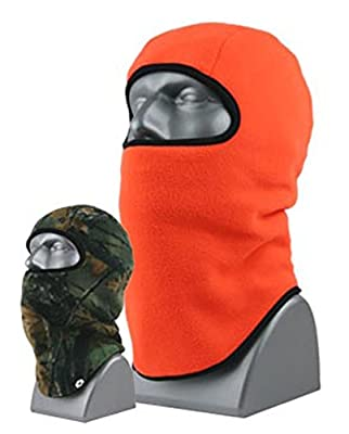Men's Camo Reversible Balaclava Fleece Winter Face Mask