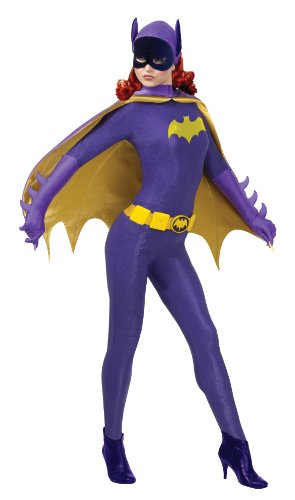 Rubie's Costume Grand Heritage Batgirl Classic TV Batman Circa 1966 at Gotham City Store