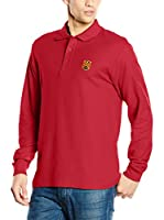 POLO CLUB Polo Big Gentleman (Rojo Oscuro)