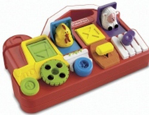 Fisher Price Fun to Discover Pop up Farm - 1