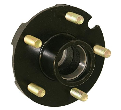 Reliable Trailer Hub (Shorty) For 1-1/16 Inch Straight Spindles