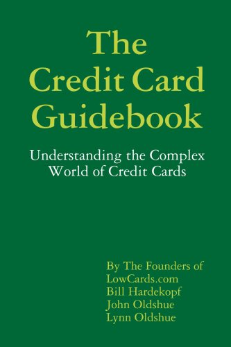 The Credit Card Guidebook front-1039970