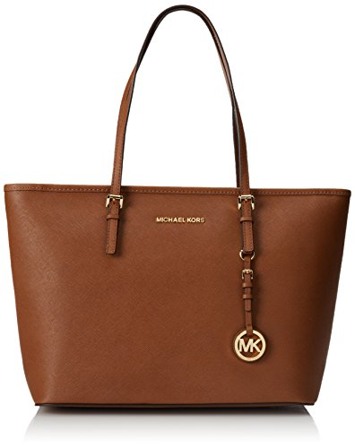 michael-kors-womens-jet-set-travel-top-zip-handbag-brown-brown-one-size