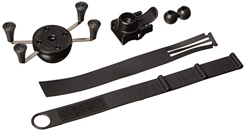 Ram Mount EZ-Strap Rail Mount with Universal X-Grip Cell Pho