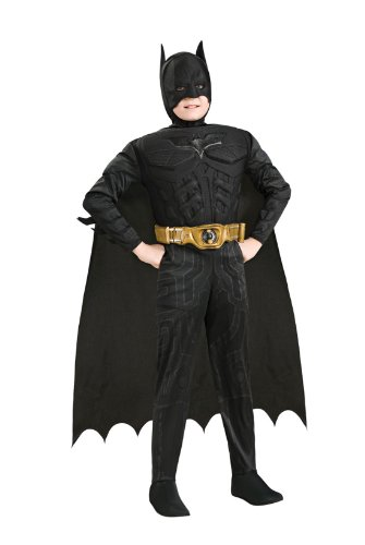 Batman Dark Knight Rises Child Muscle Chest Costume Child Dark Knight Costume 881290