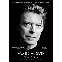 Bowie, David - David Bowie Iconic