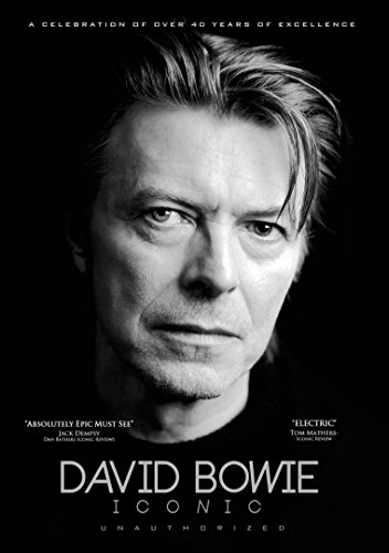 David Bowie Iconic [DVD] [Import]