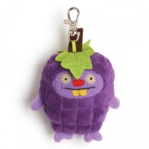 Uglydoll Fruities - Gund Trunko Grape Clip