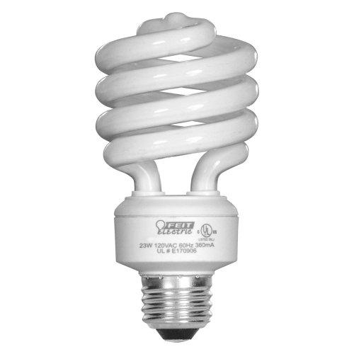 NIB 6/PACK FEIT ELECTRIC ESL23TM/D/4 23W CFL DAYLIGHT MINI-T