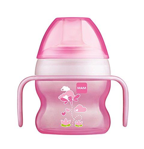 MAM Babyartikel 67018322 Starter Cup für Mädchen, 150 ml