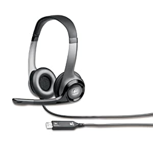 Logitech USB Headset H530 with Premium Laser-Tuned Audio (981-000195)