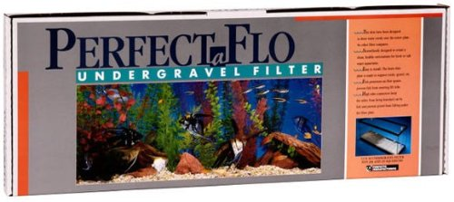 Undergravel Filter - 15 or 20H Gallon - 24 in. x 12 in.