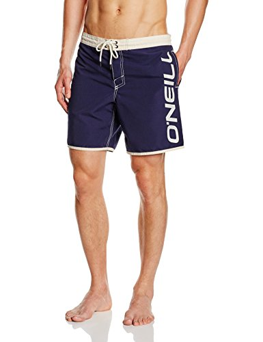 O'Neill Bermuda mare da uomo, Uomo, Pm Naval Shorts, Blue (Navy Night), L