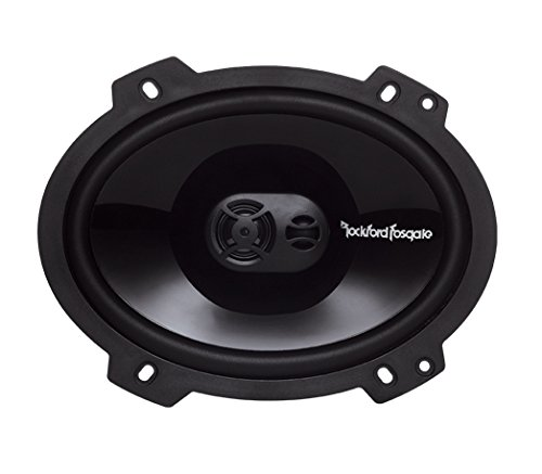 Rockford Fosgate Punch P1683 6x8 Inches Full Range 3-way Speakers Review