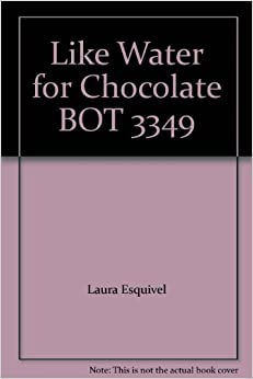 an analysis of like water for chocolate by laura esquirel Like water for chocolate (spanish: como agua para chocolate) is a popular novel published in 1989 by mexican novelist and screenwriter laura esquivel.