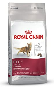 royal canin katzenfutter feline fit 32 1er pack 1 x 10. Black Bedroom Furniture Sets. Home Design Ideas