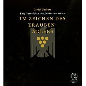 eBook Cover für  Im Zeichen des Traubenadlers Eine Geschichte des deutschen Weins