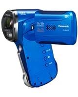 Panasonic HX-WA30EG-W Caméscope étanche Écran LCD 6,7 cm Capteur MOS 3 Mpx Full HD Zoom optique 5x USB 2.0