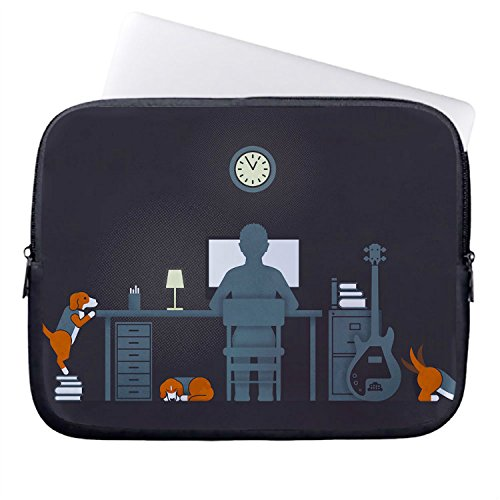 hugpillows-laptop-sleeve-bag-working-hard-turn-up-notebook-sleeve-cases-with-zipper-for-macbook-air-