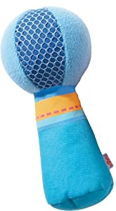 Fabric Rattle -Colors May Vary