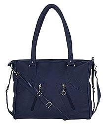 Typify Women's Shoulder Handbag - 2TBAG71 (Navy Blue)