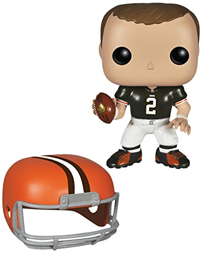 Funko POP NFL: Wave 1 - Johnny Manziel Action Figures