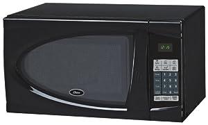 Oster AM930B 0.9-Cubic Feet Countertop Microwave Oven, 900-Watt, Black by DPI