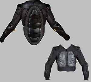 MX Motorbike Enduro Body Armour & Back Protector Size S