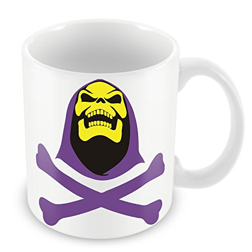 Mug MUTO Skeletor Ossa He Man Masters Of The Universe