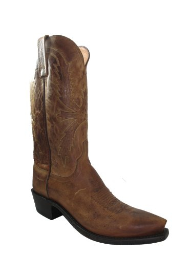1883 by Lucchese Men's N1547.54 Western Boot,Tan,11.5 D US