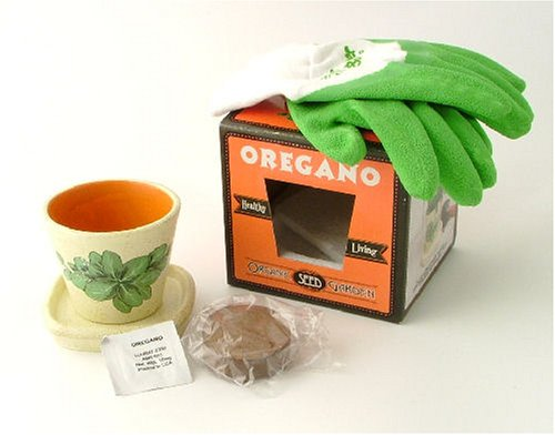 Organic Oregano Herb Gift Set with Glamorous Green Garden Gloves - Buy Organic Oregano Herb Gift Set with Glamorous Green Garden Gloves - Purchase Organic Oregano Herb Gift Set with Glamorous Green Garden Gloves (In the Garden and More, Home & Garden,Categories,Patio Lawn & Garden,Outdoor Decor)