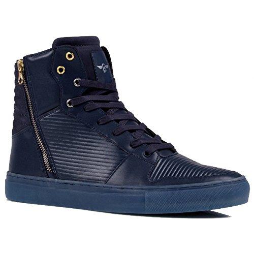 Creative Recreation Adonis Sneakers in Navy Ripple 12 M US
